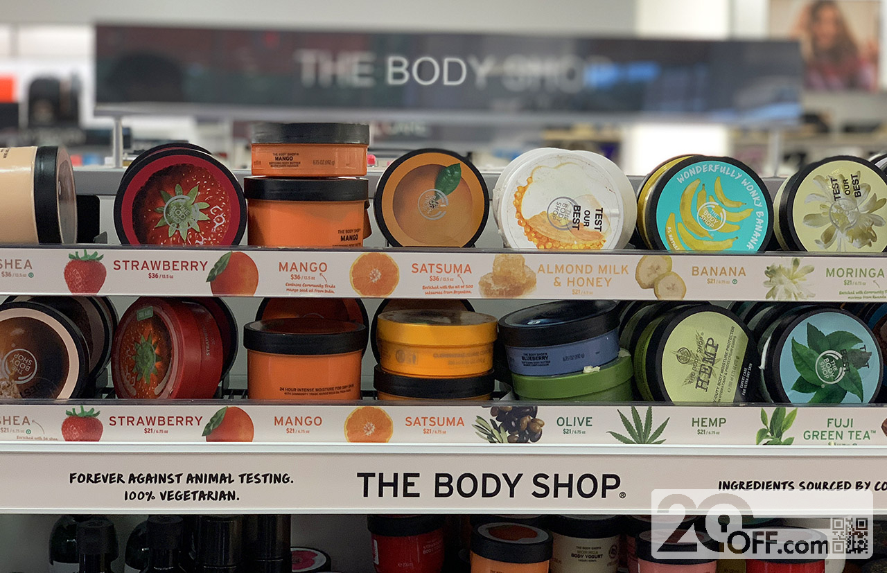 Ulta The Body Shop