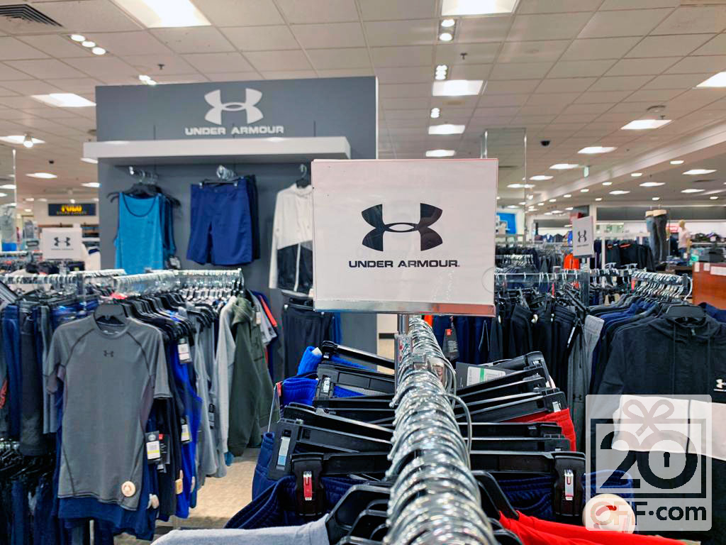 Under Armour Discount Offers