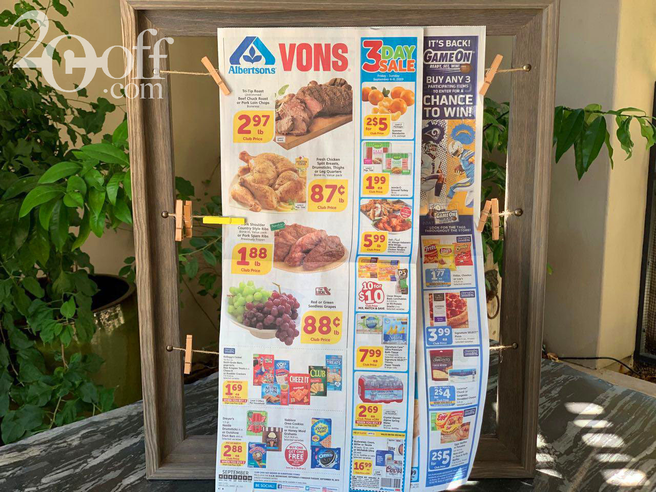 Vons Albertsons Weekly Ad