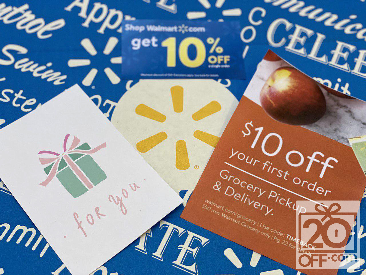 Walmart $10 OFF February Coupon Code