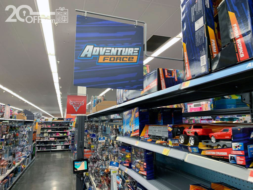 Walmart Adventure Force Toys