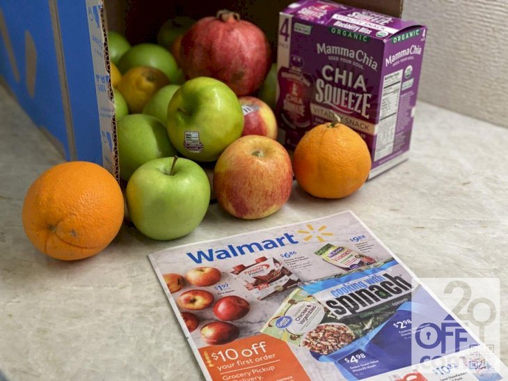 Walmart and Grocery Coupons