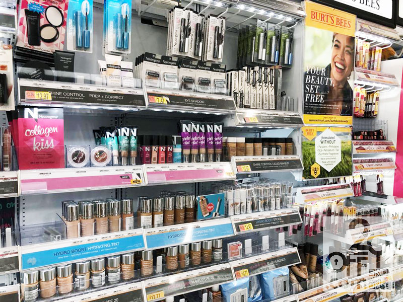 Walmart Beauty Offers
