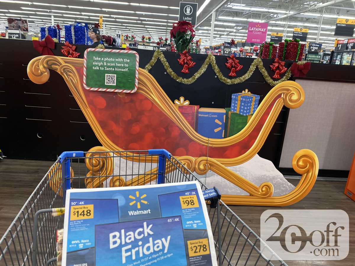 Walmart Black Friday Coupon