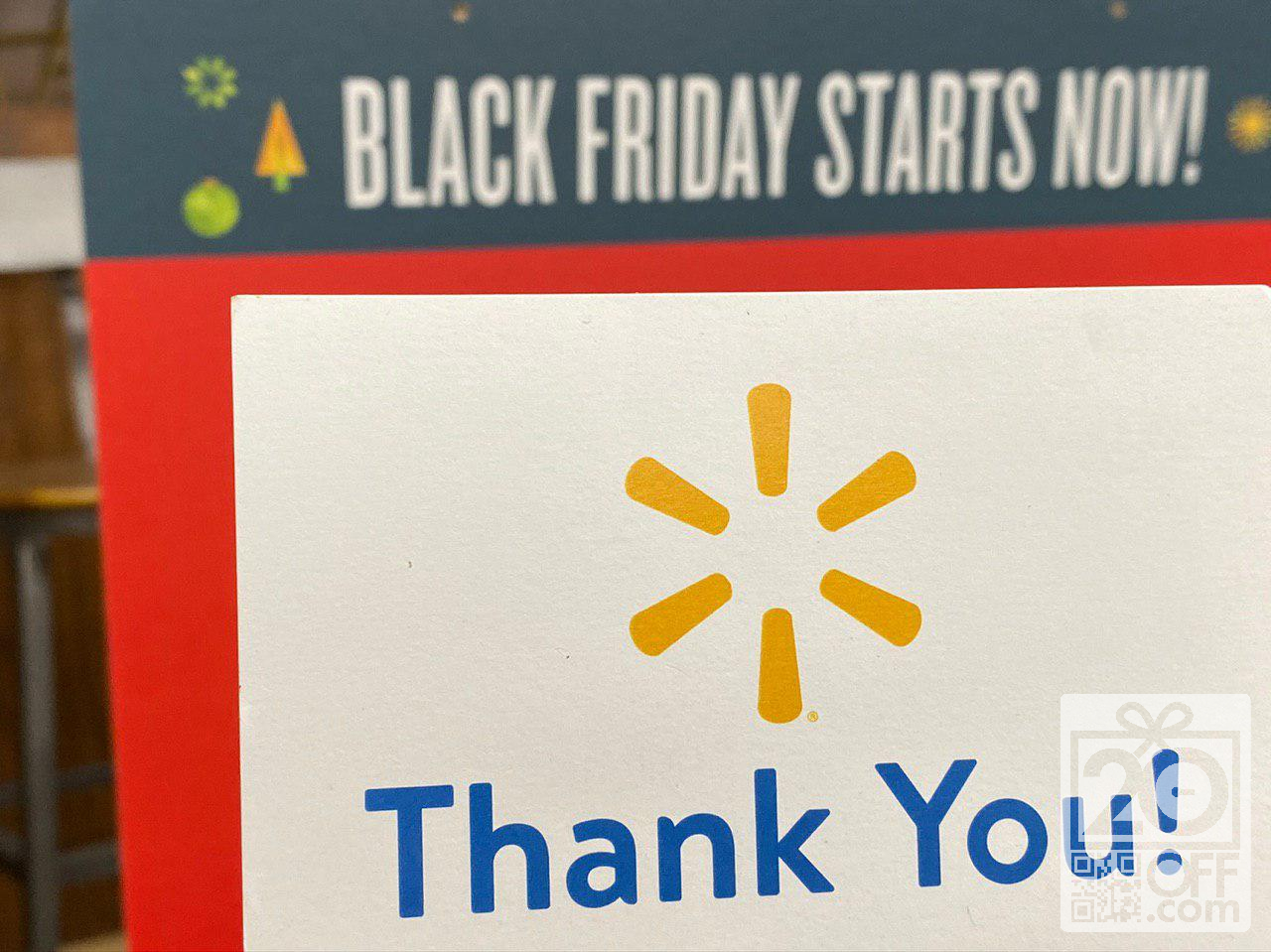 Walmart Black Friday Coupons