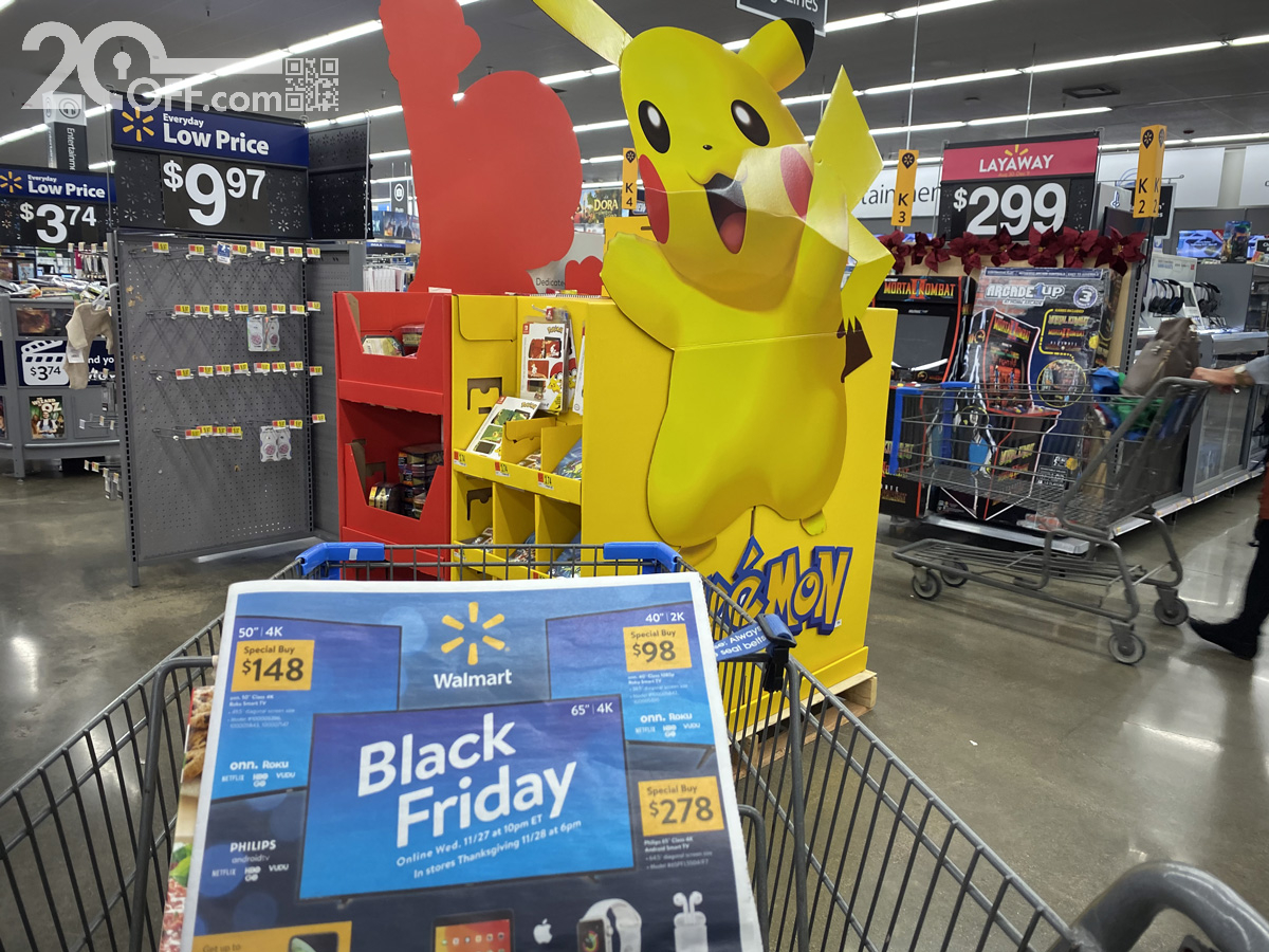 Walmart Black Friday Toys Coupon