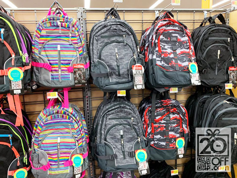 Walmart Clearance Backpacks