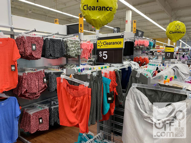 Walmart Clearance Clothes