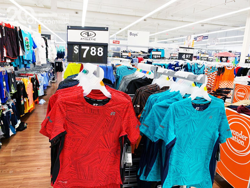 Walmart Clothing Deals
