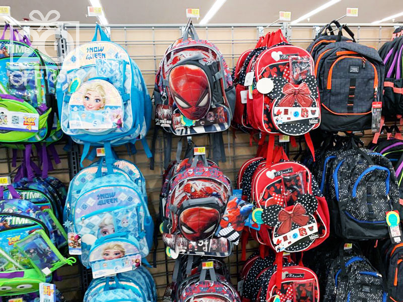 Walmart Disney Backpacks