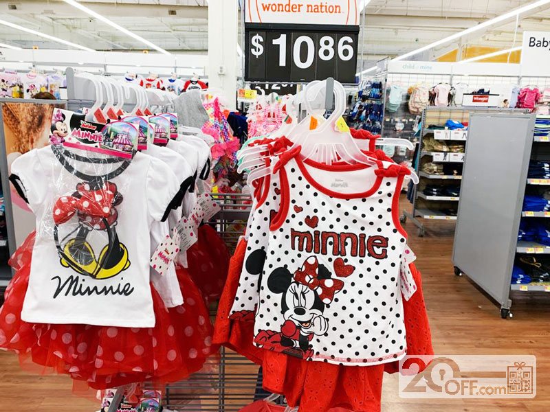 Walmart Girls Day-to-day Wear