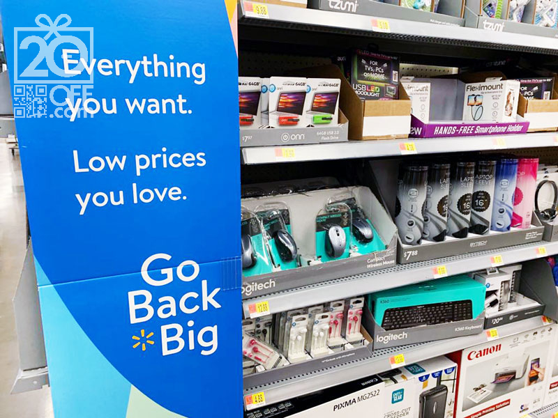 Walmart Go Back Big Electronics Deals