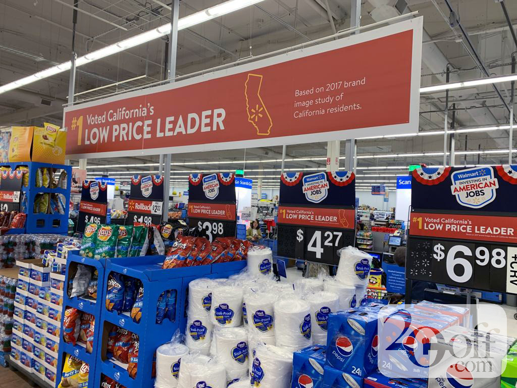 Walmart Grovery 20OFF Promotions