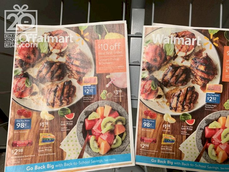 Walmart Grocery Coupons