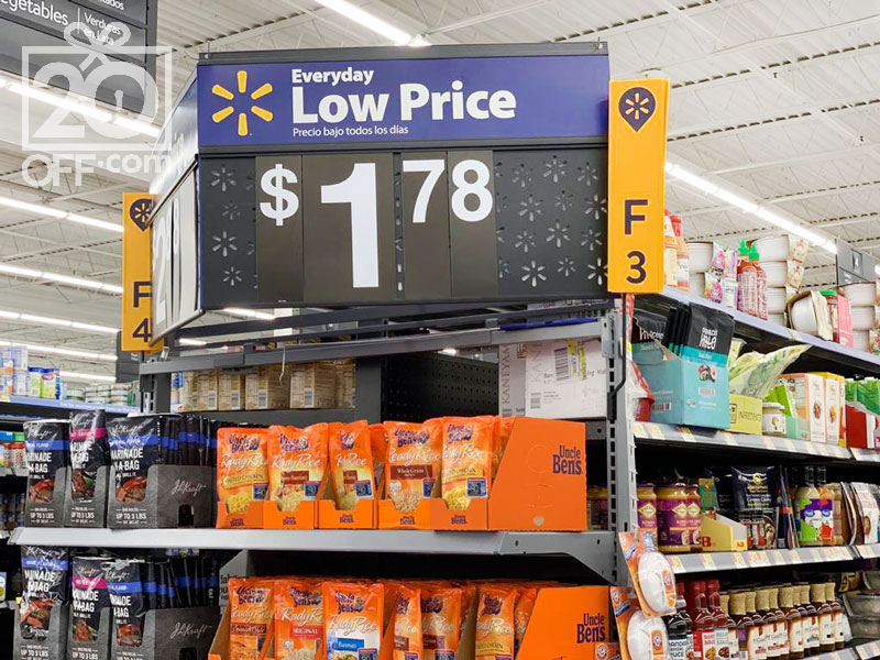 Walmart Grocery on sale
