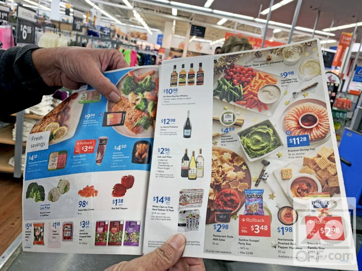Walmart Grocery Promotion Offers