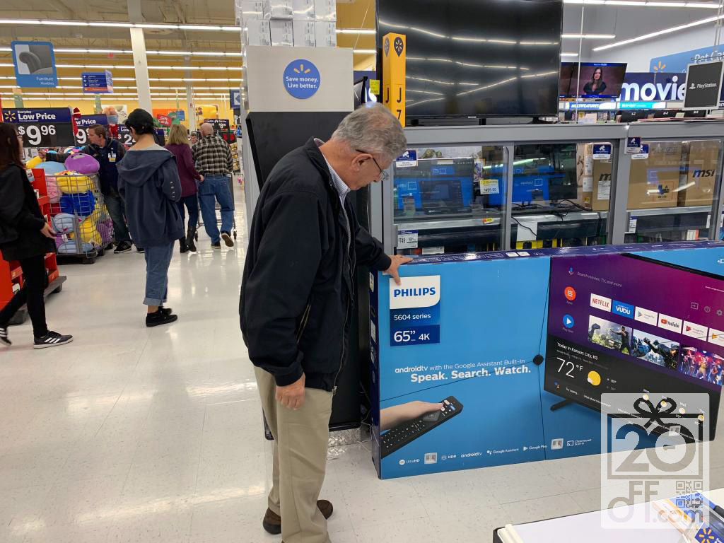 Walmart January TV Sale