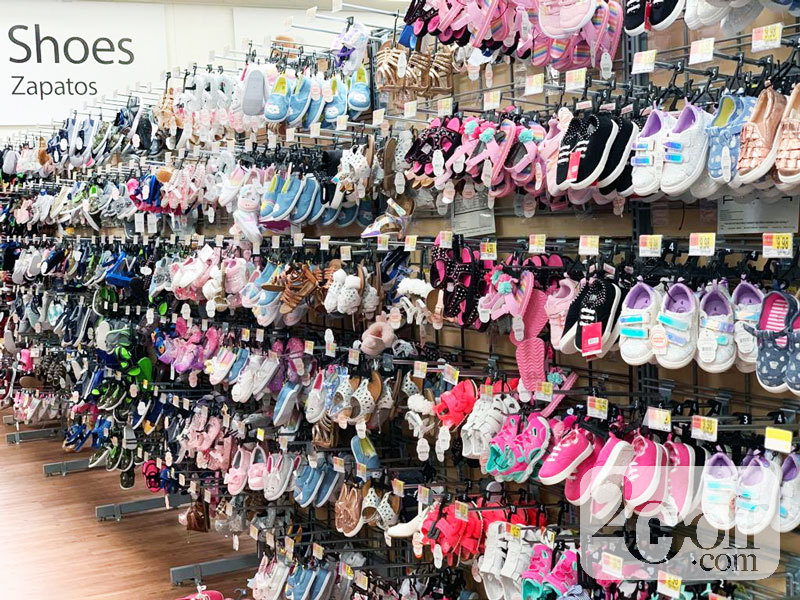 Walmart Kids Shoe Deals