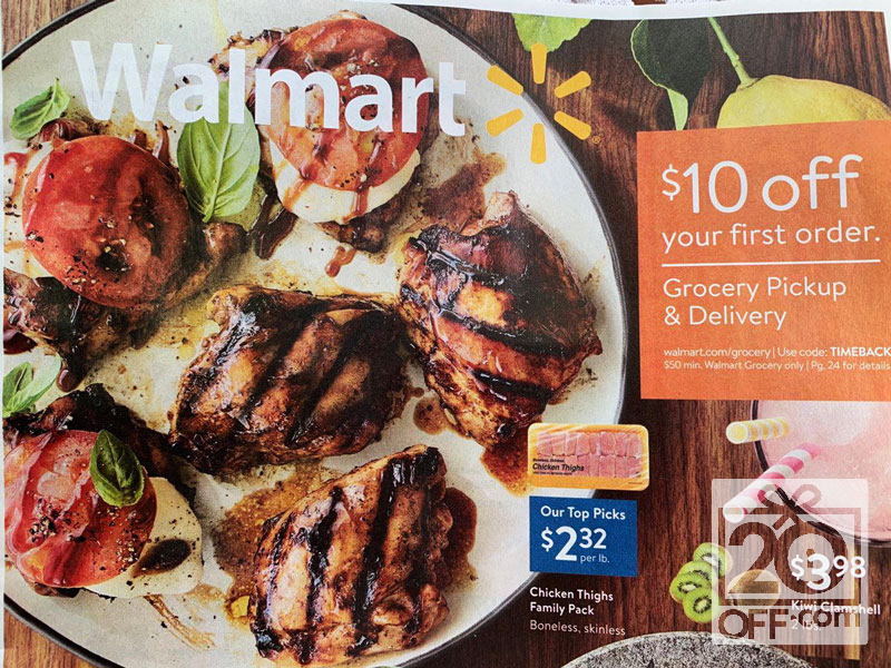 Walmart $10 OFF Coupon