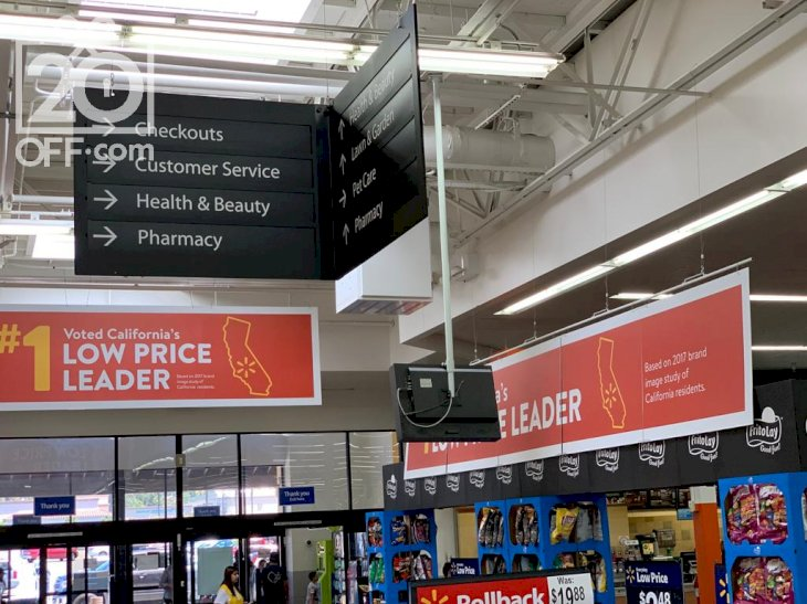 Walmart low price leader