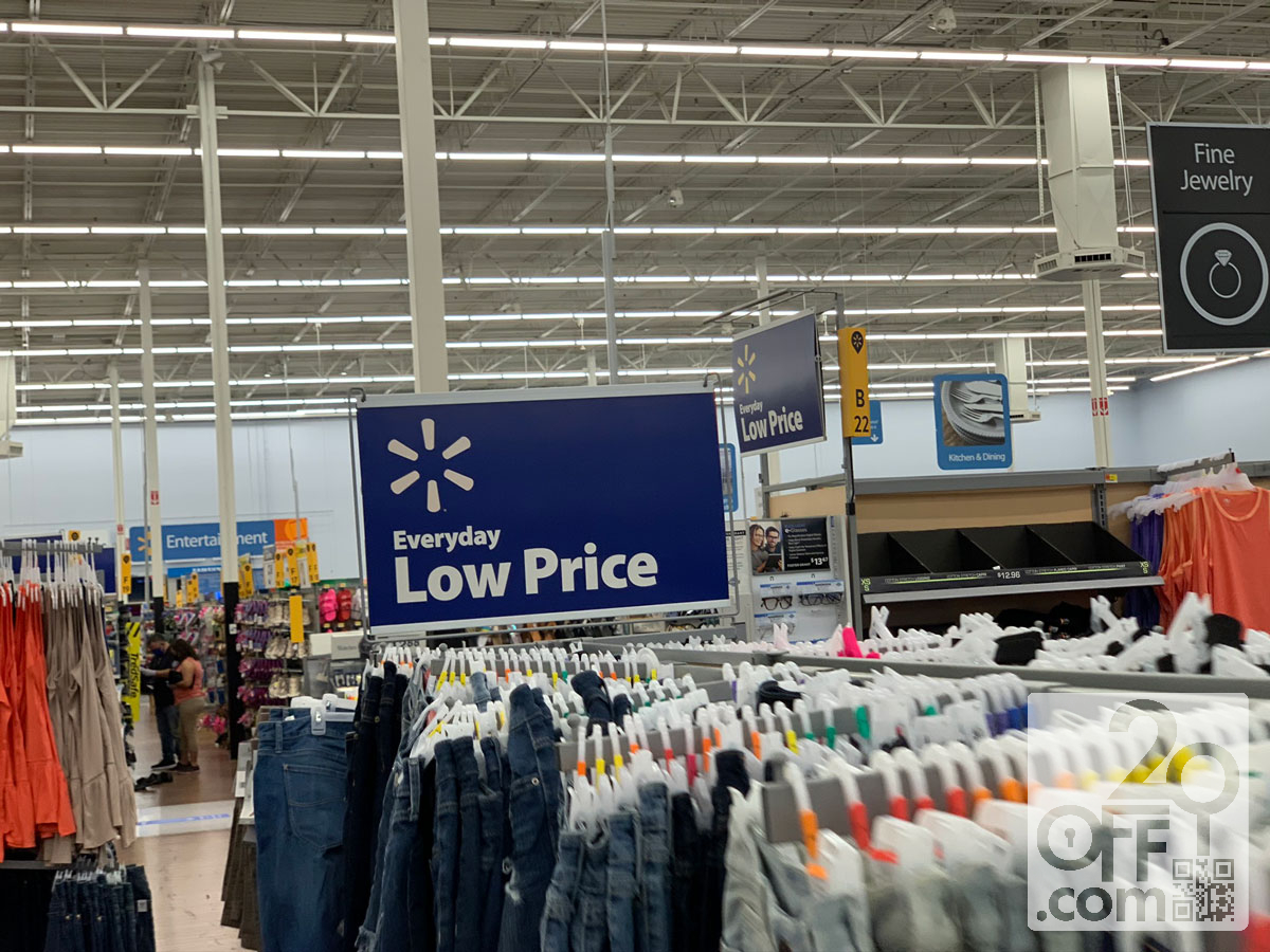 Walmart Promotional Codes 20off