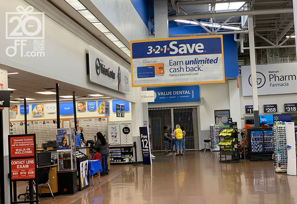 Walmart Unlimited Cash Back