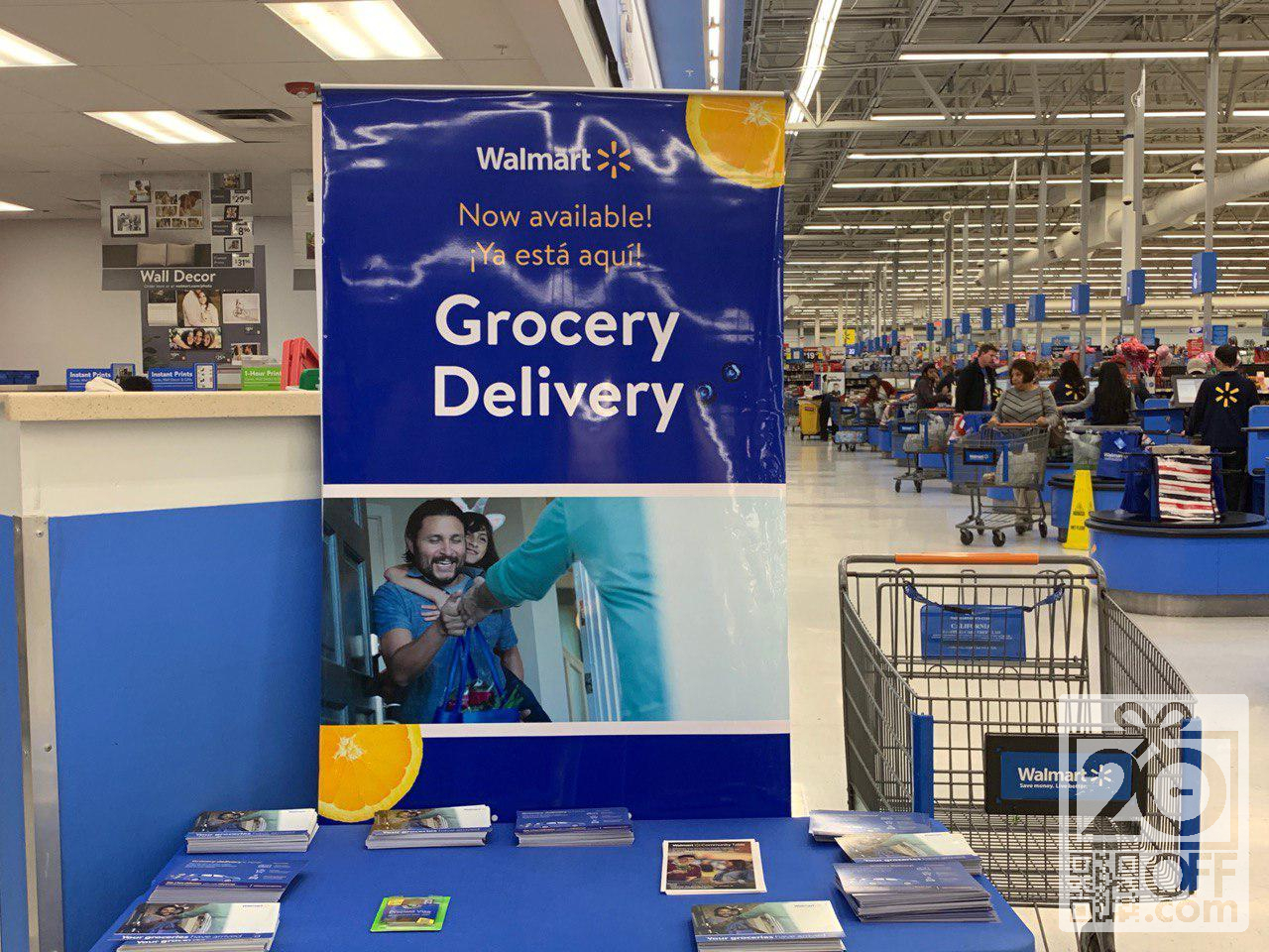 Walmart's Grocery Delivery