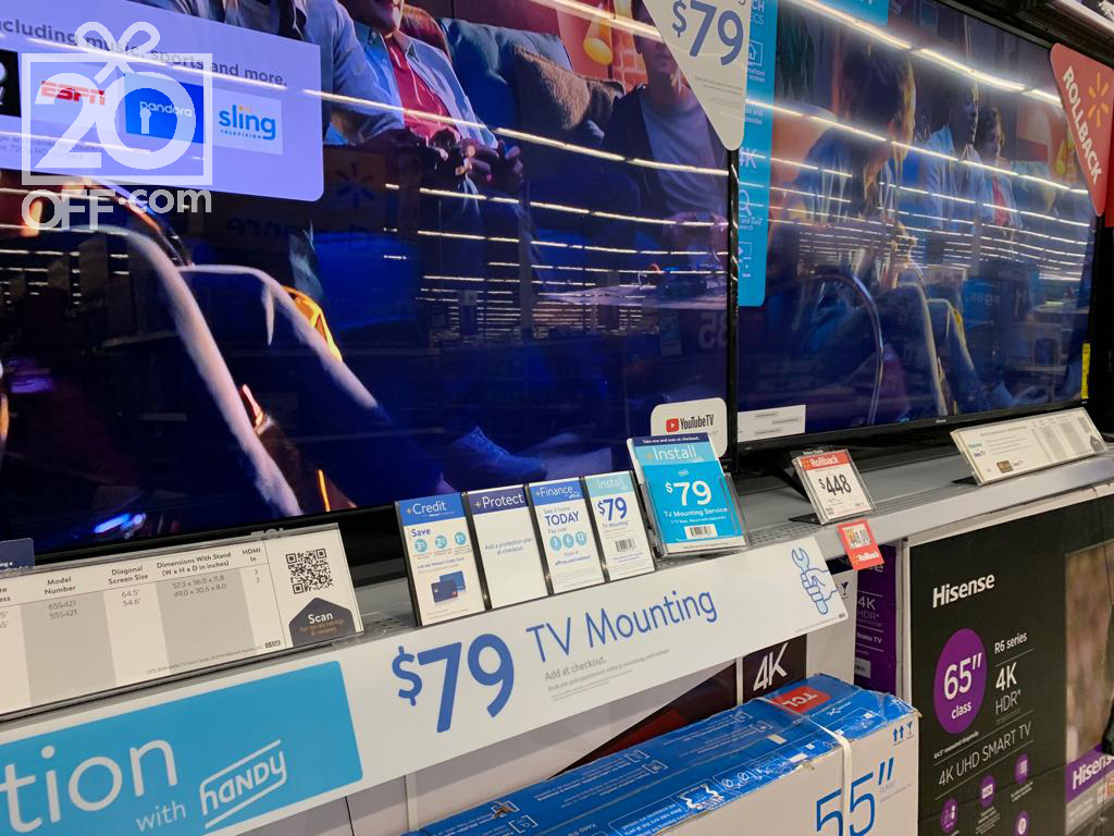 Walmart's TV Black Friday Offers