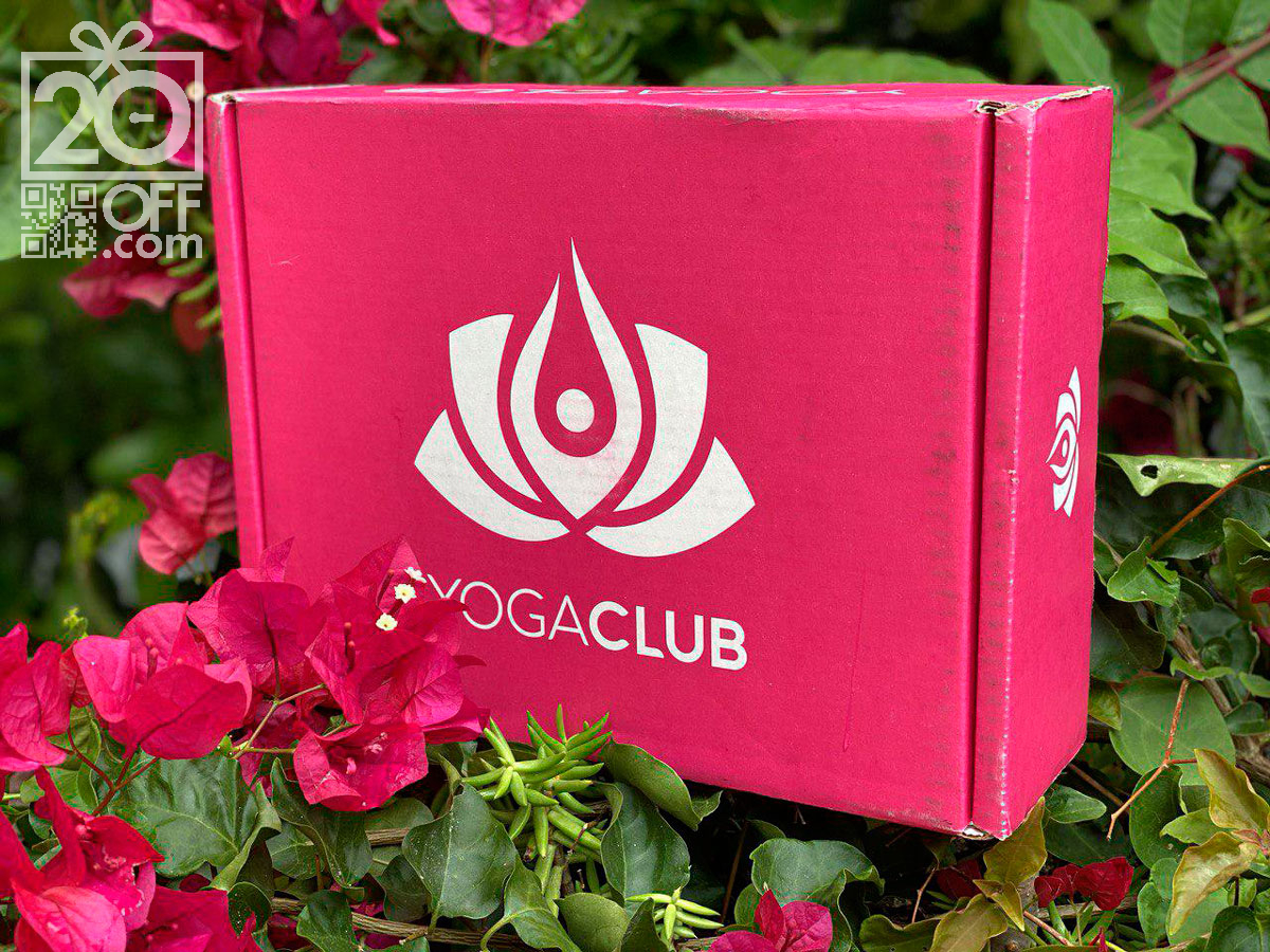 YogaClub Coupon 20off