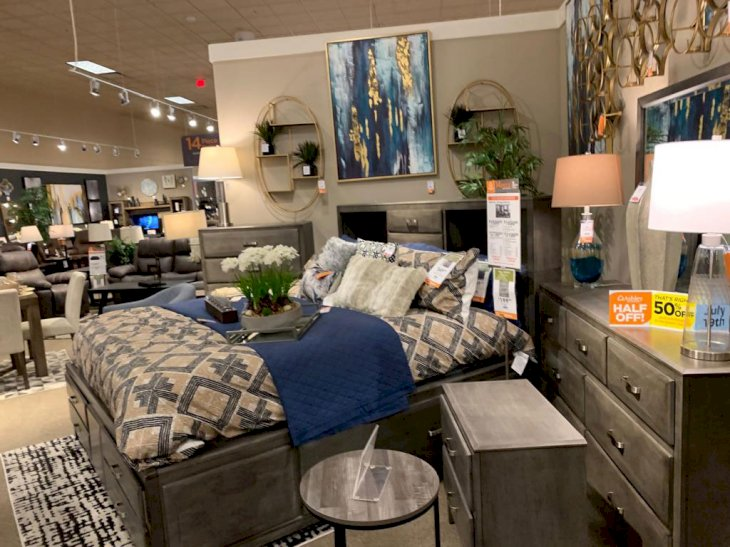 Ashley Furniture Bedroom Deals