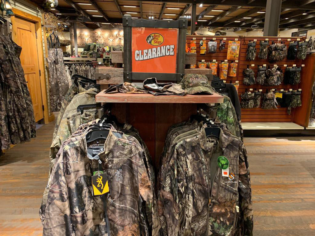 Bass Pro Shops Clearance Items