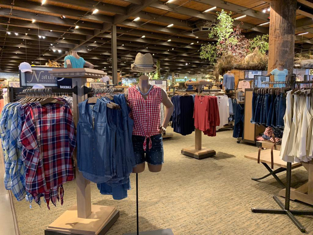 Bass Pro Shops Ladies Clothing