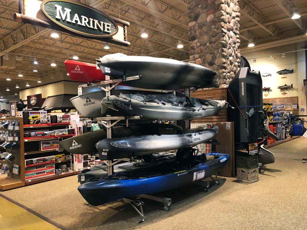 Cabelas Marine Gear On Sale