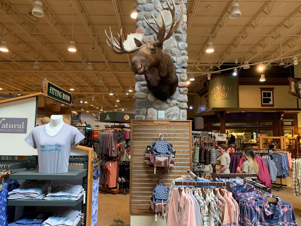 Cabelas Women's Clothing