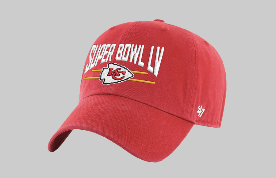 Kansas City Chiefs Red Hat