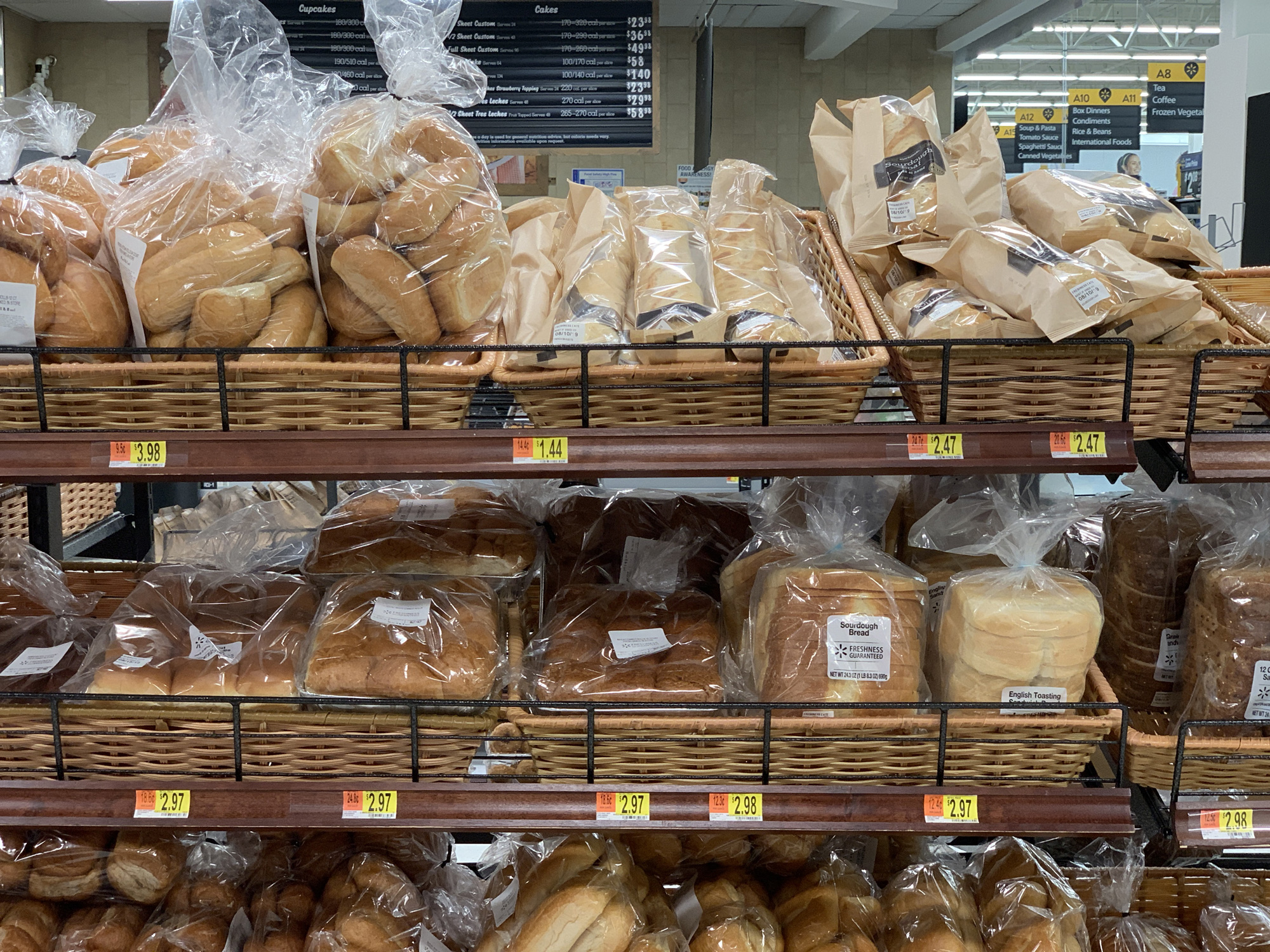 Best Walmart Bakery items
