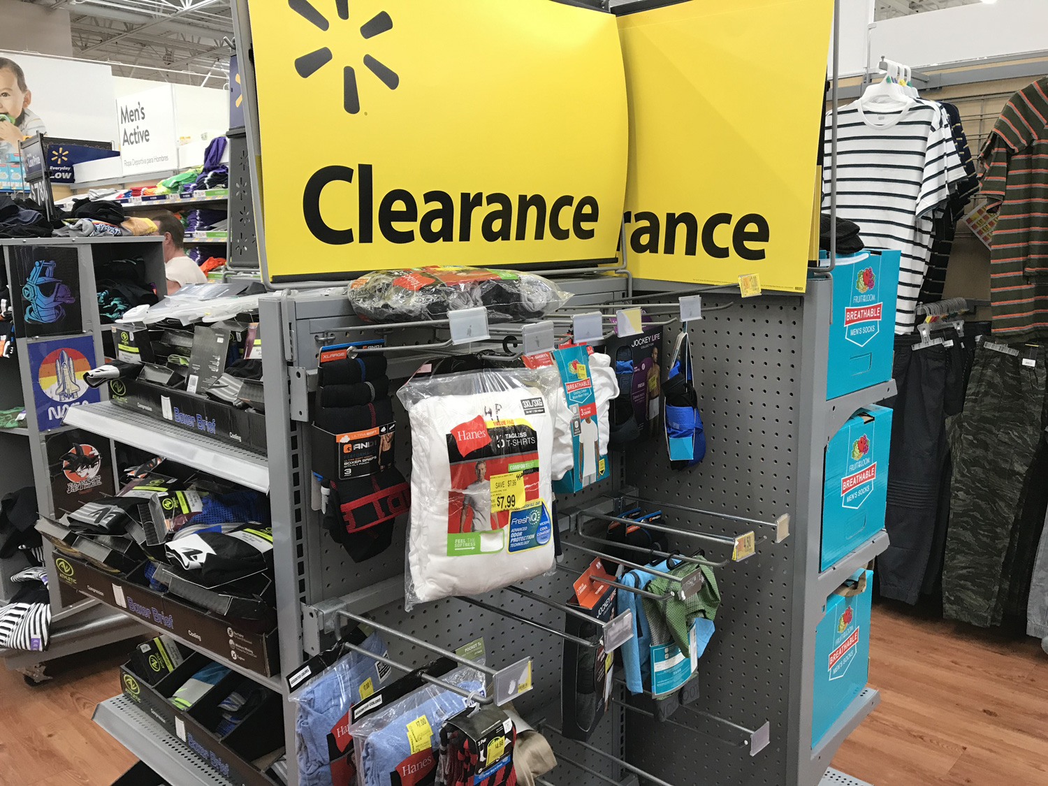 Walmart Mens Clothing Clearance